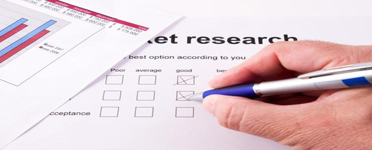Mailing services for Market Research Companies